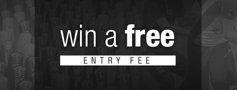 Win a free entry